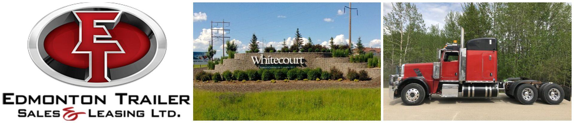 Truck & Trailer Dealership Whitecourt, AB