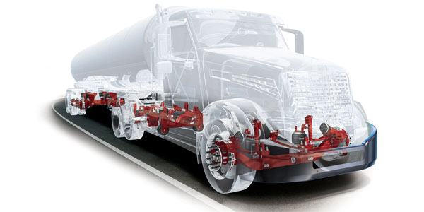 Truck's Suspension & Alignment