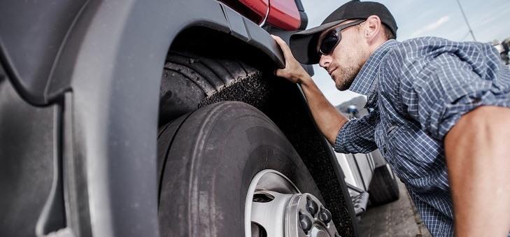 Maintenance Checklist for Trucks
